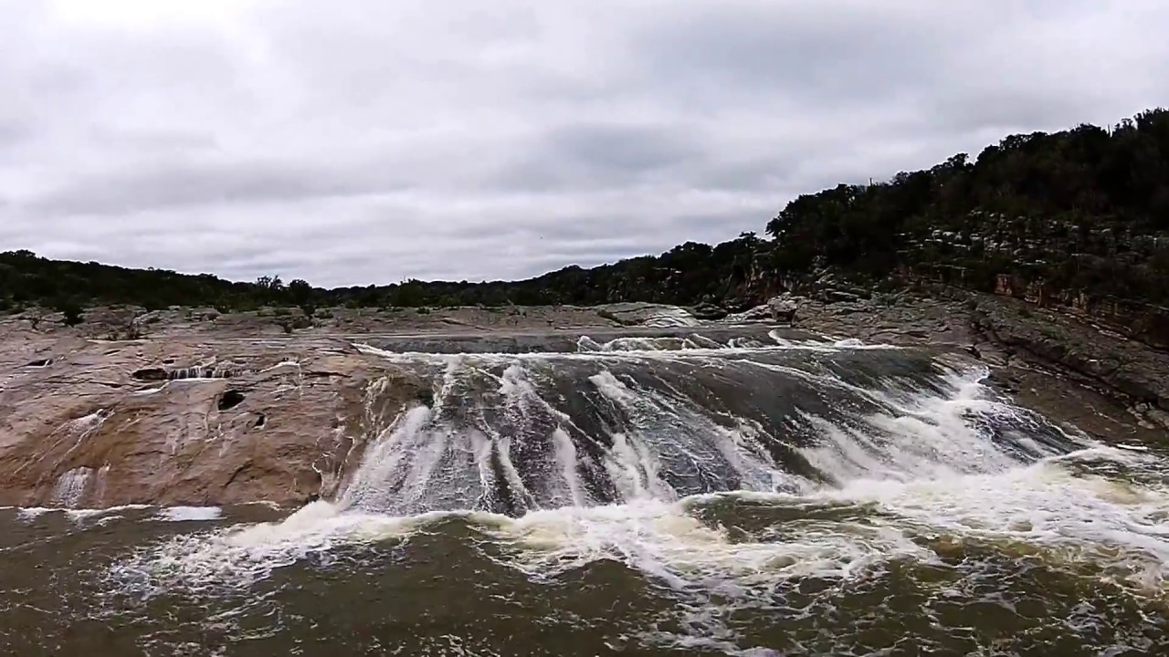 Pedernales Falls State Park - May 21, 2015 - YouTube