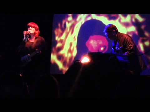 Chris and Cosey LIVE January 11th 2014 @ Santos Party House, NYC