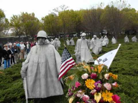 Washington D.C. Monuments, Memorials and Arlington National Cemetery