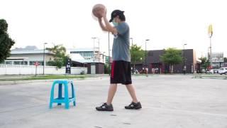 สอนท่า spin move vol. 1 + half spin + in and out spin