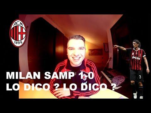 MILAN SAMPORIA 1-0 JACK BONAVENTURA