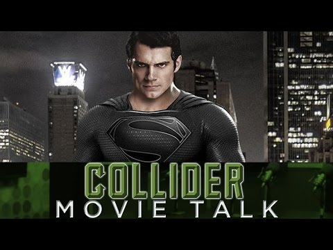 Black Superman Suit Teased By Henry Cavill - Collider Movie Talk