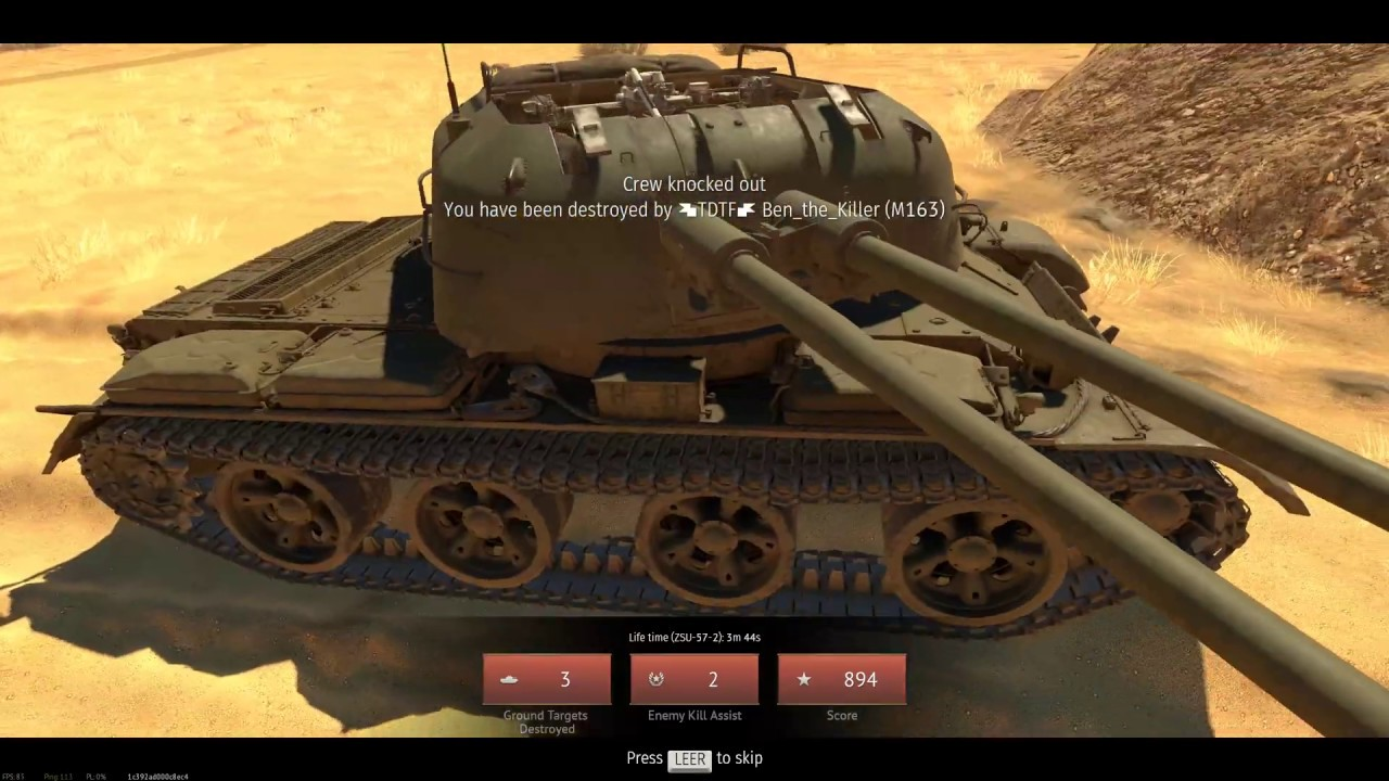 War Thunder: Realistic Battles Gameplay  1440p 60FPS  No Commentary - YouTube