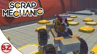 OPATENTOWAŁEM NAJGORSZY POJAZD - Scrap Mechanic #29