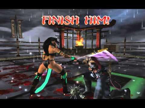 Mortal Kombat Armageddon - Jade Arcade Ladder