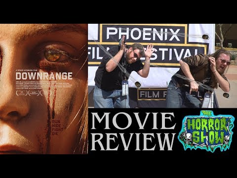 """Downrange"" 2018 Sniper Thriller Movie Review – IHSFF 2018 – The Horror Show"