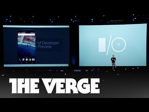 The biggest news of Google I/O 2015 in 10 minutes