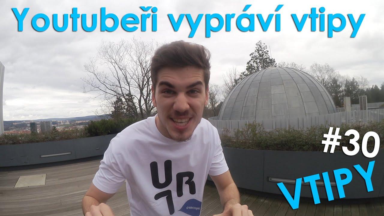 Youtubeři vypráví vtipy - Vtipy #30