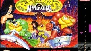 Обложка Battletoads In Battlemaniacs Прохождение SNES Rus