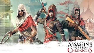 assassin s creed chronicles announcement trailer anz