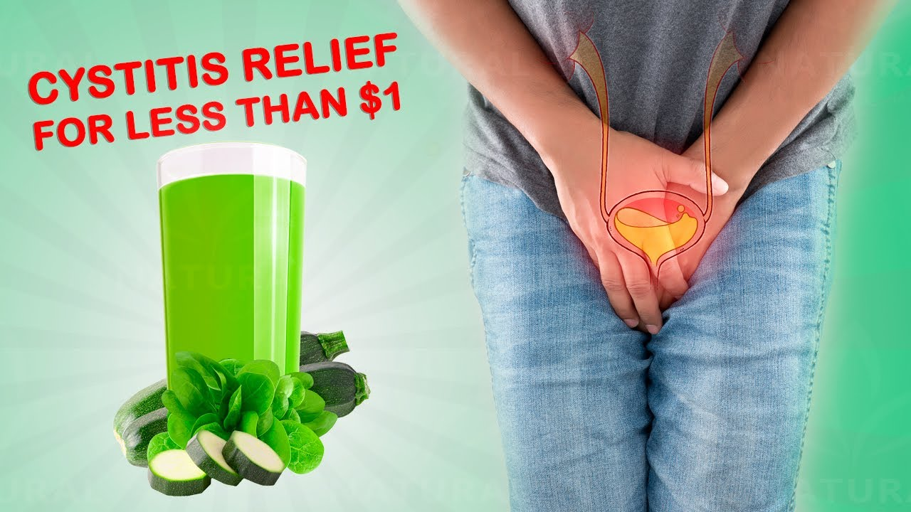 How To Treat Cystitis and Urinary Tract Infections at Home