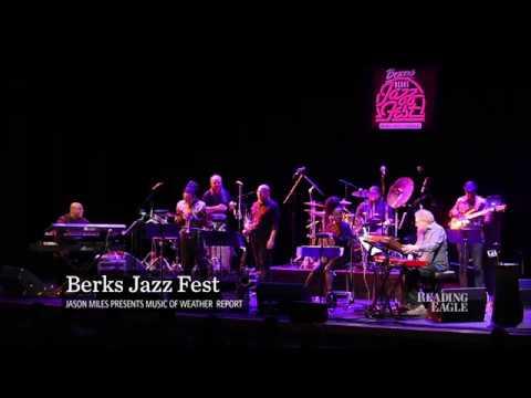 2017 Berks Jazz Fest Jason Miles