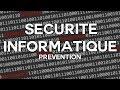 Sécurité Informatique - Les bases : prévention