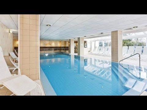 Le Centre De Soins Balneo Hotel Spa Balmoral En Belgique Youtube