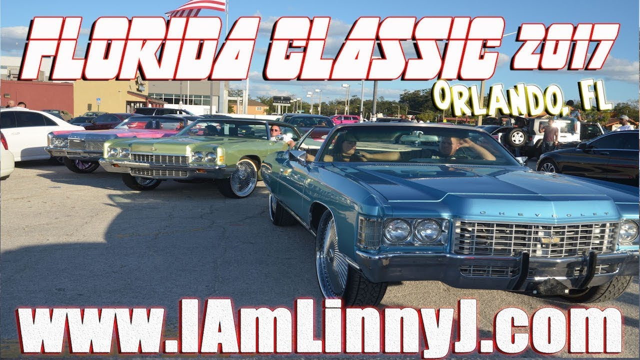 Car Shows In Florida >> Orlando Fl Turns Into One Huge Car Show Florida Classic 2017