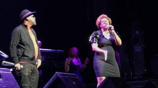 Kindred The Family Soul & Lyfe Jennings Live Nu Soul Revival Tour In Nyc Beacon Theatre