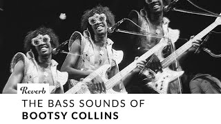 The Bass Sounds of Bootsy Collins | Reverb