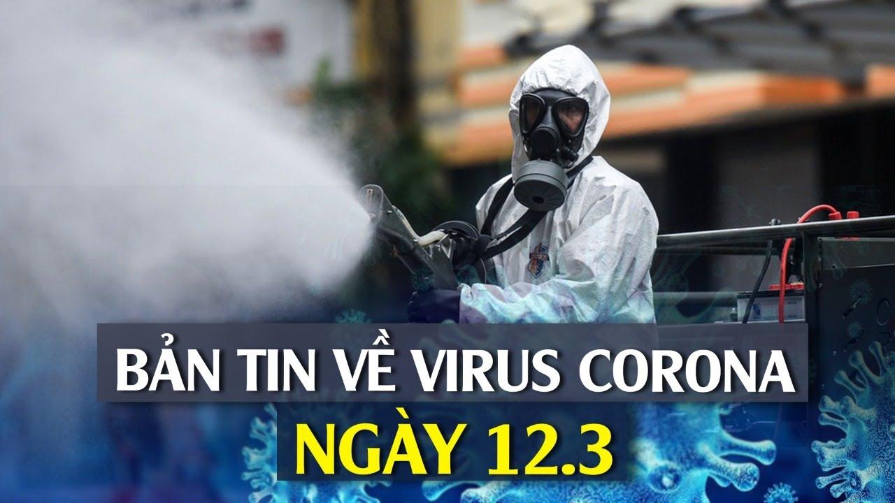 Việt Nam có thêm 5 người liên quan bệnh nhân 34 mắc Covid-19 I Bản tin về virus corona 12.3.2020