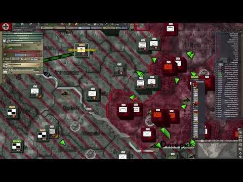 Magyar Let's Play Hearts of Iron 3 BlackICE - Nosztalgiafutam - 10. Rész