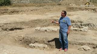 Visita arqueológica (Pancorbo)