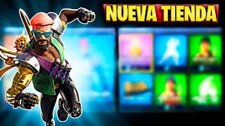 FORTNITE'S NEW STORE TODAY AUGUST 23 NEW PACK OF MAJOR LAZER AND GESTOS