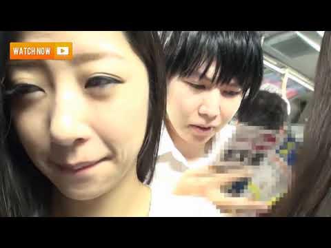 Japan Bus Vlog 2019   My Sister Feel Weak On The Way Home