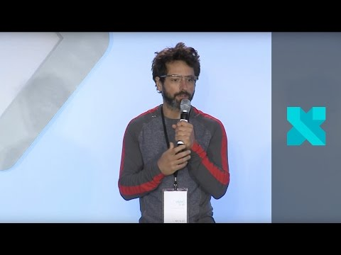 Sergey Brin on taking moonshots & the value of failing