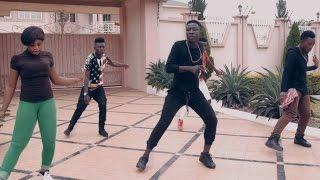 Kuejo Blaq Ft. Singlet - Abonsam (Official Dance Video)