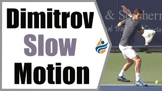 Dimitrov: Slow Motion Collection (Cincinnati 2014)