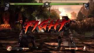 Mortal Kombat 9 Komplete Edition *Kabal in Action*  and Fatalities.MK9. Xbox 360 Gameplay