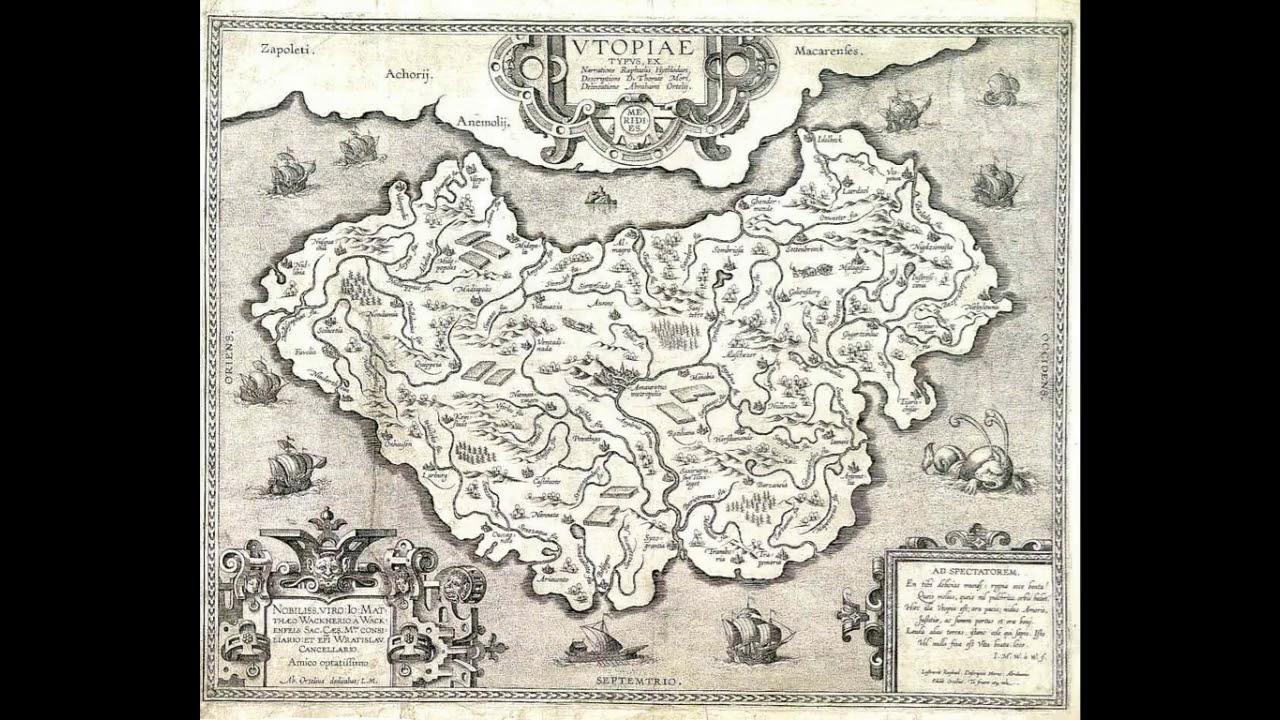 Résumé détaillé de Utopia, Thomas More - YouTube