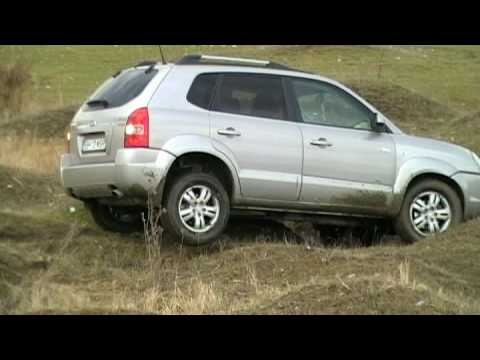 Hyundai Tucson Off Road Best Video Youtube