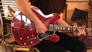 1966 Gibson ES-335 cherry  Part2