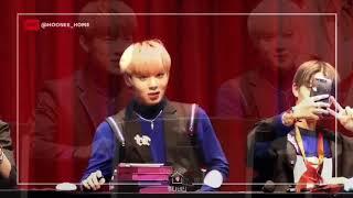 [Park WoojinxPark Jihoon] Because of you  (박우진x박지훈 )