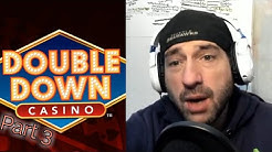 DOUBLEDOWN CASINO   Double Down P3 Free Mobile Casino Game   Android / Ios Gameplay Youtube YT Video