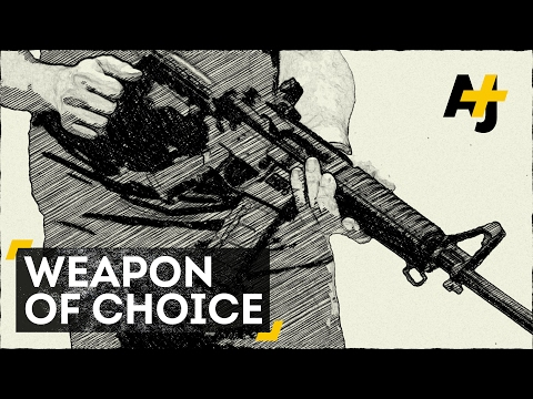 The AR-15: Exploring America's Most Wanted Rifle, Part 2 | AJ+ Docs