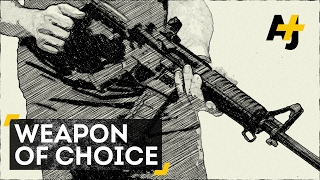 The AR-15: Exploring America's Most Wanted Rifle, Part 2   AJ+ Docs