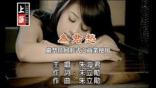 朱海君-為君愁(官方KTV版)