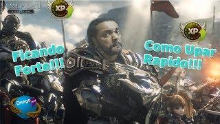 Lineage 2 Revolution : Como Upar Rapido!!! Level UP, Pra ficar MONSTRO !!! Omega Play