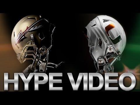 FSU Vs Miami Hype Video