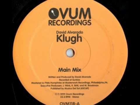 David Alvarado - Klugh (Main Mix)
