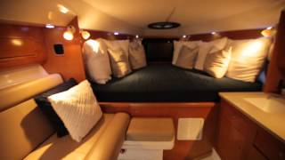 Midnight Express 37 w/cabin- Interior