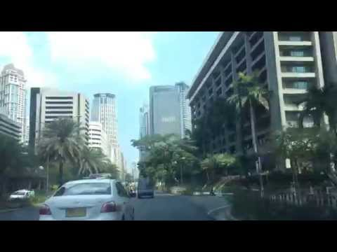 Ayala Avenue Makati Metro Manila Philippines by HourPhilippines.com