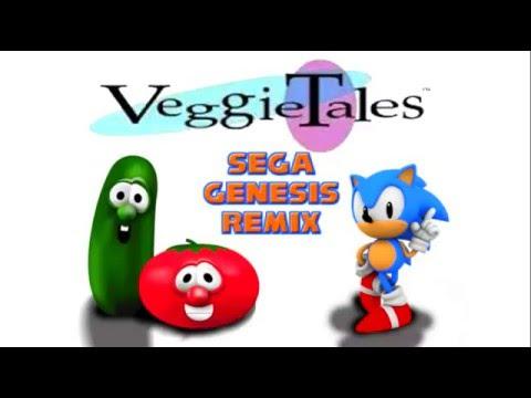 VeggieTales The Bunny Song Sega Genesis Remix