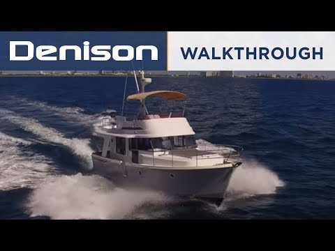 Beneteau Swift Trawler 34  [Yacht Tour]