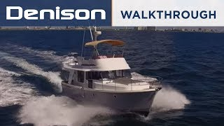 Beneteau Swift Trawler 34 w/ Alex Wilkes [Yacht Tour]