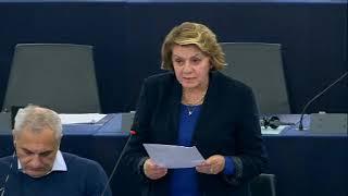 Intervento in aula di Caterina Chinnici sulla relazione annual 2016 della Corte dei Conti
