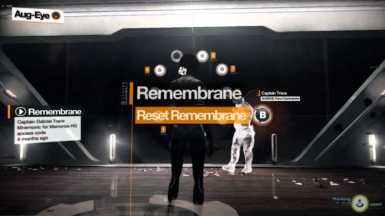 Remember Me Door Code Riddle Youtube