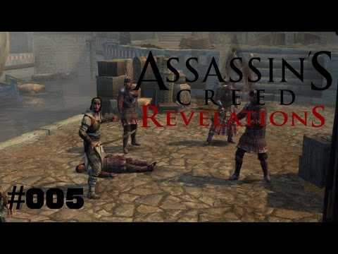 "Assassin's Creed Revelations [#005] Yusuf's neuen ""Freunde"" | Entertain Your Herbstferien"