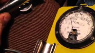 Smoke detector americium 231
